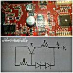 مدار محافظ رگولاتور ولتاژ